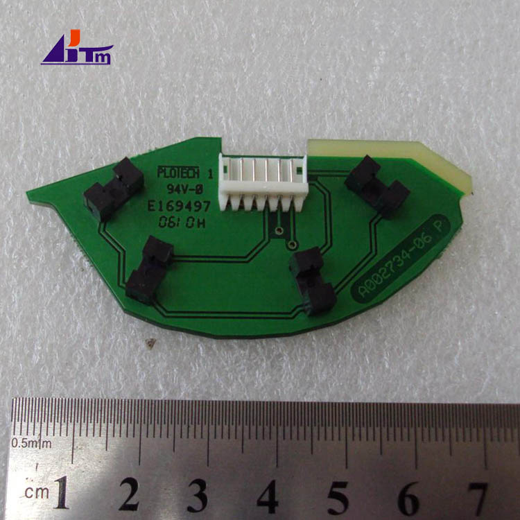 NMD Delarue RV301 PC Board Assy A002733